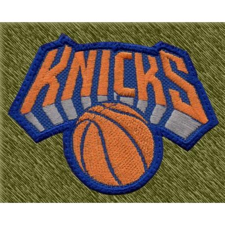 Parche bordado NBA, knicks