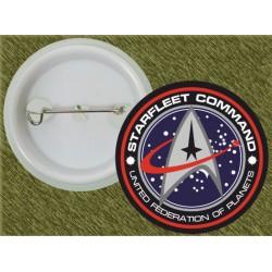 chapa star trek, starfleet command