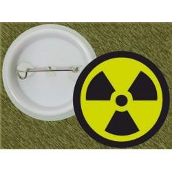 chapa radioactivo