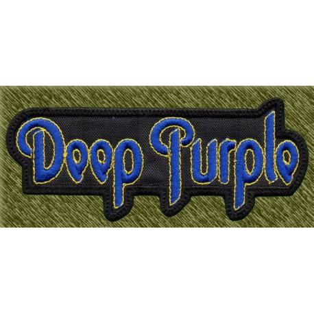 Parche bordado, deep purple stick