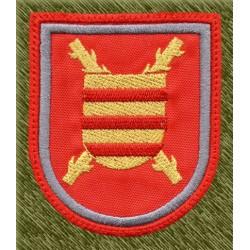 parche bordado, primer tercio de la legión