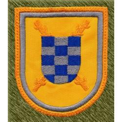 parche bordado, segundo tercio de la legión