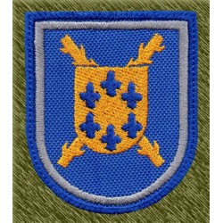 parche bordado, cuarto tercio de la legión