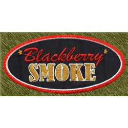 Parche Blackberry Smoke