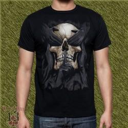 Camiseta dark13, ver, oir y callar