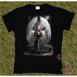 Camiseta Dark13 mujer, oración