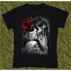 Camiseta Dark13 mujer, amor para siempre