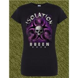 Camiseta Dark13 mujer, isolation
