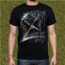 Camiseta dark13, sinfonía de la muerte