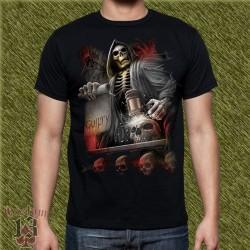 Camiseta dark13, culpable