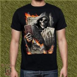 Camiseta dark13, dobles parejas