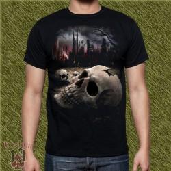 Camiseta dark13, extinción