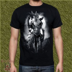 Camiseta dark13, odin