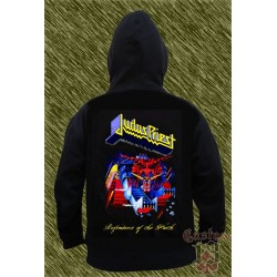 Sudadera con capucha, judas priest, defenders of the faith