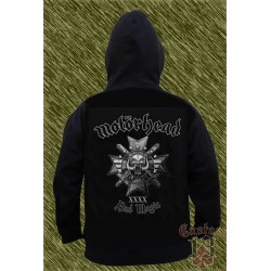 Sudadera con capucha, motorhead, bad magic