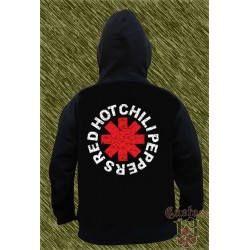 Sudadera con capucha, red hot chili peppers