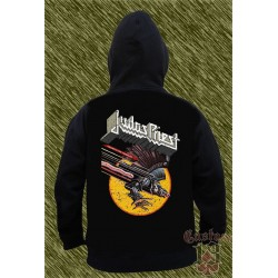 Sudadera con capucha, judas priest, screaming for vengance
