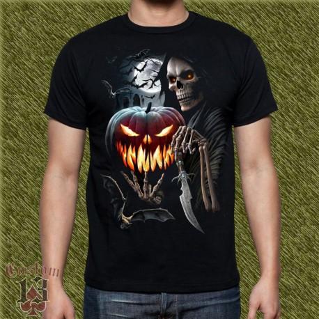 Camiseta dark13, ripper halloween