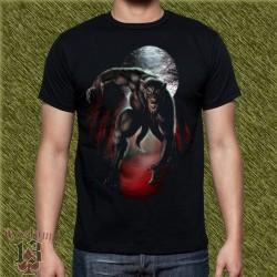 Camiseta dark13, luna llena