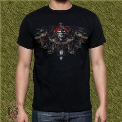 Camiseta dark13, espada dragón