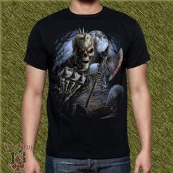 Camiseta dark13, punk resucitado