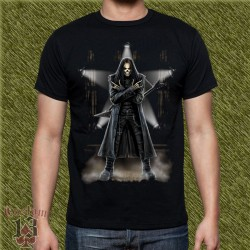 Camiseta dark13, heavy metal
