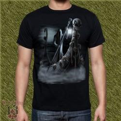 Camiseta dark13, caronte