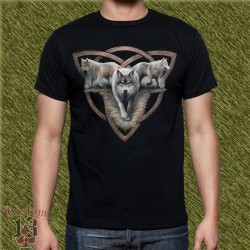 Camiseta dark13, manada