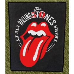 Espaldera Rolling Stones, 50 aniversario