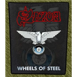 Espaldera Saxon, Wheels of Steel