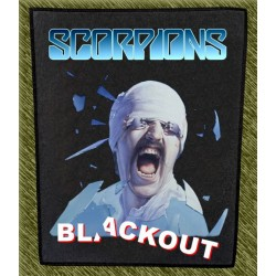Espaldera Scorpions, Black out