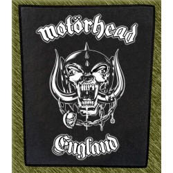 Espaldera Motorhead, england