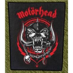 Espaldera Motorhead