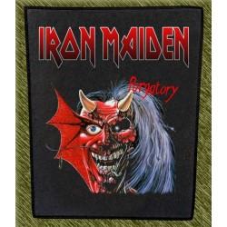 Espaldera Iron Maiden, purgatory