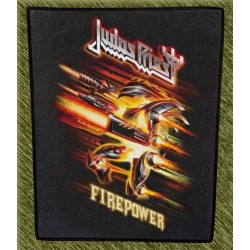 Espaldera Judas Priest, firepower