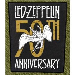 Espaldera Led Zeppelin, 50 aniversario