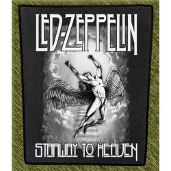 Espaldera led zeppelin, starway to heaven