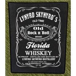 Espaldera Lynyrd Skynyrd, old time