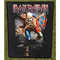 Espaldera Iron Maiden, eddie