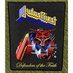 Espaldera Judas Priest, defenders of the faith