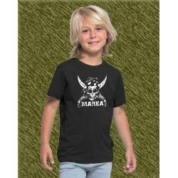 Camiseta de niño, marea