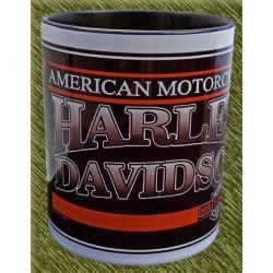 Taza de porcelana, genuine harley davidson