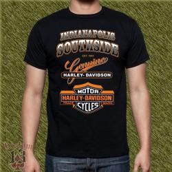 Camiseta negra, indianapolis southside